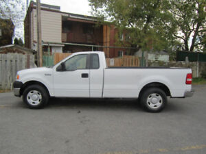 2008 Ford F-150  blanc(Financement disponible)
