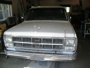 1980 GMC SUBURBAN