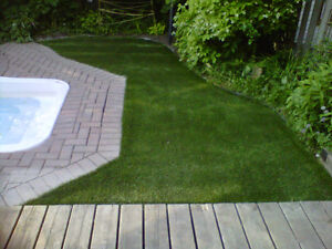 Artificial Turf-Never Cut, Water or Weed Your Lawn Again! Sarnia Sarnia Area image 9