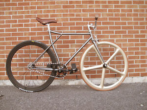 Fixed gear , fixie , single speed, BLB La piovra