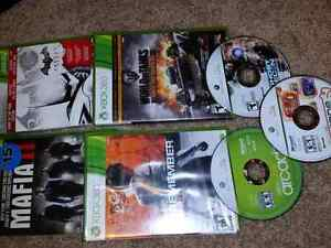 Xbox 360 console and 7 games Edmonton Edmonton Area image 3