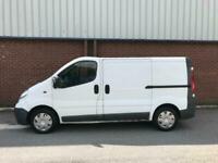 2008 Vauxhall Vivaro 2.0 CDTI SWB Van 2.7t (LOW MILEAGE) PANEL VAN Diesel Manual