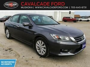 2014 Honda Accord Sedan L4 EX-L CVT