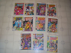 11 squadron supreme comics or best offer
