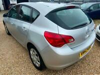 2013 Vauxhall Astra 1.3CDTi 16v EcoFLEX ES 5dr Hatch Family car 1 owner FSH MOT