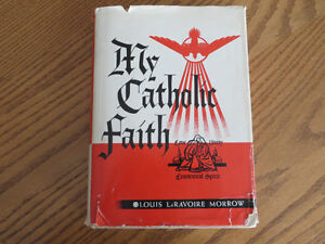 My Catholic Faith - Vintage book