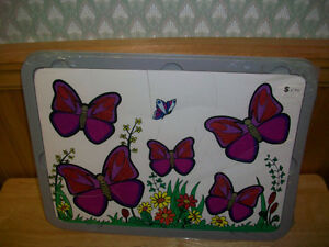 Butterfly puzzle Kitchener / Waterloo Kitchener Area image 1
