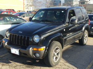 Jeep Liberty 2004 3.7LT Columbia Edition