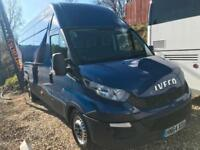 2014 64 NEW SHAPE3.0 IVECO DAILY 35-170 EXTRA LWB / EXTRA HIGH ROOF/ h3