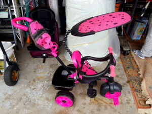 Little Tikes 4-in-1 Pink - Tricycle