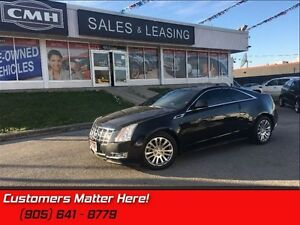 2013 Cadillac CTS   LOADED NAV CAM BOSE *CERTIFIED*