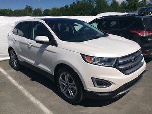 Ford edge 2016 titanium + toutes options 1000$ cash pour vous