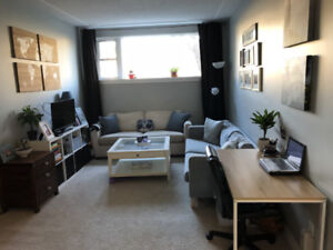 1 Bedroom Sublet for February