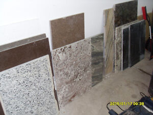 SMALL GRANITE SLABS