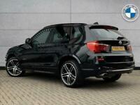 2016 BMW X3 X3 xDrive20d M Sport SUV Diesel Automatic