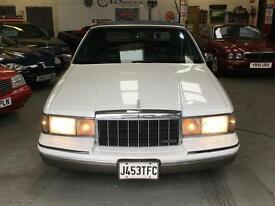 Lincoln Town Car 4.6 V8 Executive LS Muscle American (LPG / GAS) 1992 (J)