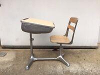 Genuine American Seating Co. childrens desk