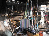 new Cross country ski boots , and skis poles etc must sell call
