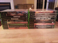 Original Xbox Games, All Cases & Manuals Included