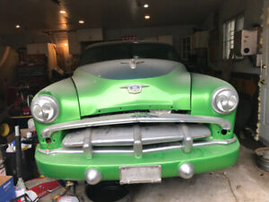 72fd0c76c1 (((SOLD)))51 Plymouth hot rod project (possible trades)
