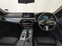 2018 BMW 530E M-SPORT HYBRID AUTO SAT NAV PARKING SENSORS 1 OWNER SVC HISTORY