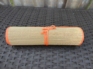 Organic Natural Grass Yoga Sitting Mat - Excellent shape. Kitchener / Waterloo Kitchener Area image 4