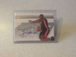 *WOW* SP AUTHENTIC SIGNATURES ROOKIE CARD OF DWAYNE WADE London Ontario image 5