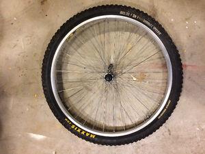 Mavic 138 Wheel with tire