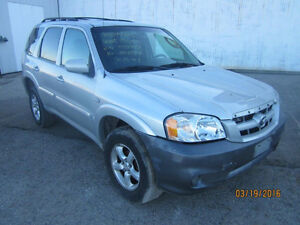 LAST CHANCE FOR PARTS! 2006 MAZDA TRIBUTE @ PICNSAVE WOODSTOCK!