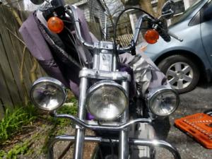 2001 Harley Sportster XL883C