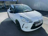 2013 Citroen DS3 1.6 DSTYLE PLUS 3DR Convertible Petrol Manual