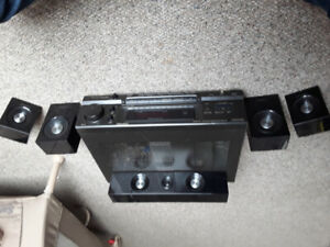 5.1 Surround Sound Receiver