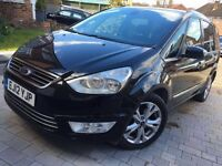Ford Galaxy Titanium 2012 7 Seater Auto TDCI 2 Previous owners London PCO