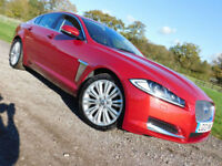 2013 JAGUAR XF 3.0TD V6 240 DIESEL AUTO Premium Luxury SALOON**LOW MILES**FJSH