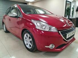 image for Peugeot 208 1.2 VTi PureTech Style Red £20 Tax 72MPG Sat Nav WARRANTY MONTHS MOT