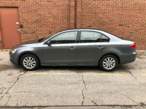 2012 VW JETTA - EXCELLENT CONDITION - ONE OWNER - FEMALE DRIVEN