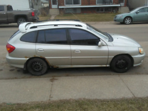 2002 Kia Rio beater - but reliable $500 obo as is