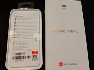 Huawei P20 Pro Brand New Black Metallic 128 GB