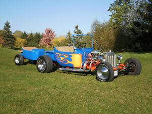 1923 FORD T-BUCKET KIT CAR