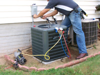 Furnace, AC, and Water Tank Repair and Installation. HVAC.