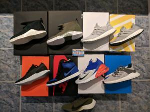 Shoes Nike Jordan Adidas PSNY Boost React Flyknit Air Max