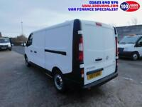 VAUXHALL VIVARO 1.6CDTi 115PS 2900 L2H1 VERY NICE NEW SHAPE VAN