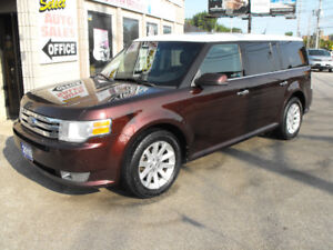 2010 FLEX PREMIUM  GLASS ROOFS  DVD  LOADED  LEATHER   SALE