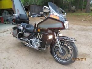 1983 Honda Goldwing Interstate for sale.