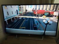 "Sony 40"" smart full HD LED TV"