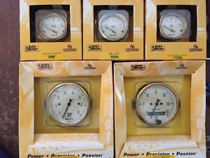 Classic Gauges - Autometer Golden Oldies