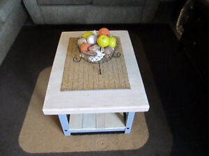 Hand crafted Coffee/End table