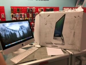 iMac 21.5 Late 2011 ***FULL ADOBE CS6 PERFECT STUDIO***