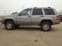 1998 Jeep Grand Cherokee 2800$ SUV, Crossover