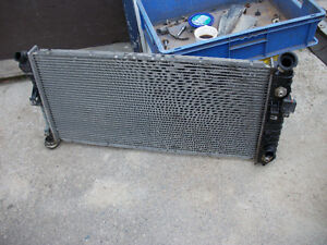 Buick - Radiator / A/C Condenser / Electric Fans